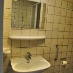 Badkamer Vakantiehuisje